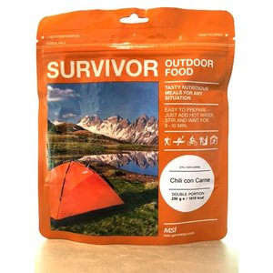 Survivor outdoor food Survivor Outdoor Food Chili Con Carne