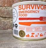 Survivor outdoor food Survivor Outdoor Food Pasta in tomatensaus
