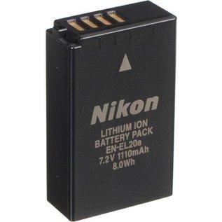 Nikon Accessoires Nikon EN-EL20a lithium-ion batterij