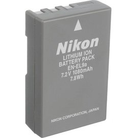 Nikon Accessoires EN-EL9a