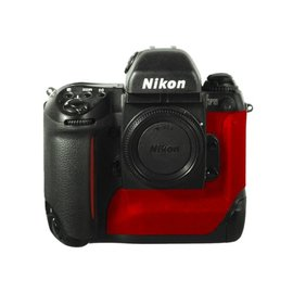 Nikon Onderdelen F5 Rubber bekleding Links