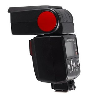 Nikon Onderdelen SB-600 Afdekrubber - links