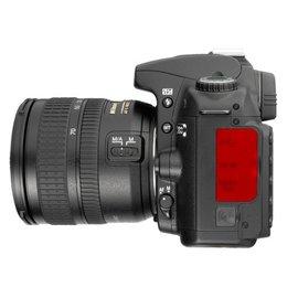 Nikon Onderdelen Rubber klepje video / voeding / USB D80