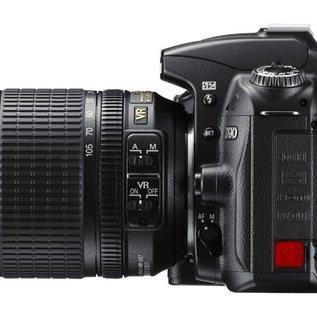 Nikon Onderdelen Rubber klepje GPS D90
