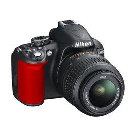 Nikon Onderdelen Rubber bekleding Grip D3100