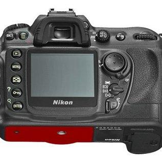 Nikon Onderdelen Rubber bekleding Bodem D200
