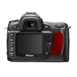 Nikon Onderdelen Rubber bekleding Achter D80