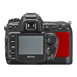 Nikon Onderdelen Rubber bekleding Achter D200
