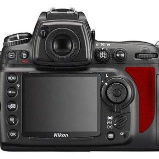 Nikon Onderdelen Rubber bekleding Achter D700