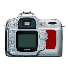 Nikon Onderdelen Rubber Achter D50
