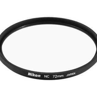Nikon Accessoires Nikon Neutraal kleurfilter (NC) van 72mm