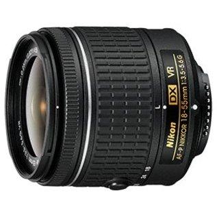 Nikon Occasion: AF-P 18-55/3.5-5.6G DX VR occasion (inclusief 12 maanden garantie)