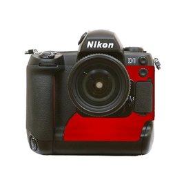 Nikon Onderdelen Rubber bekleding Links D1