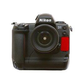 Nikon Onderdelen Rubber klepje voeding / video D1