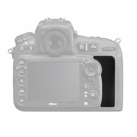 Nikon Onderdelen Rubber bekleding achter D810
