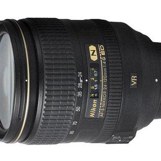 Nikon Occasion: AF-S 24-120/4G VR ED (inclusief 12 maanden garantie)