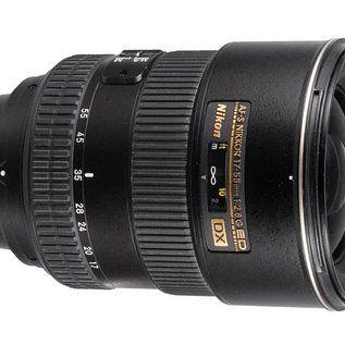 Nikon Occasion: AF-S 17-55/2.8G DX occasion (inclusief 12 maanden garantie)