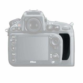 Nikon Onderdelen Rubber bekleding Achter D800(E)