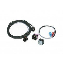 Kabelbaum / Kabelsatz Nebelscheinwerfer für Audi A3 8L + Relais