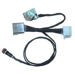 Audi/ VW adapter head unit MFD RNS-D (Navi+)
