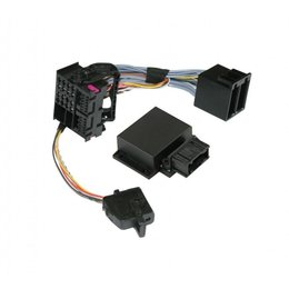 RNS-E CAN-Bus Interface/Simulator for vehicles without CAN-Bus