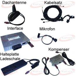"""Bluetooth Handsfree - Audi A3 8P / 8PA / Cabrio - """"Complete"""""""