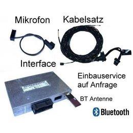 "Bluetooth-Freisprecheinrichtung w / SDS- Retrofit -Audi A8 4E- ""Nur Bluetooth"