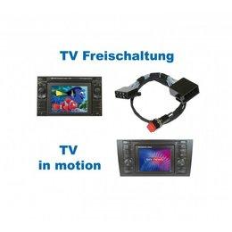 "Video in Motion - ""Plug & Play"" - MFD VW / Audi RNS-D (Navi +)"