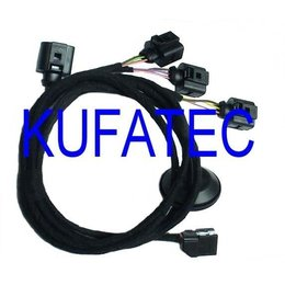 PDC Park Distance Control - Rear Sensor Harness - VW Polo 9N3