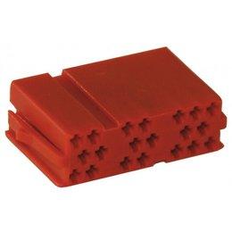 MINI ISO - Compact Plug Housing - 20-pin, 10PC