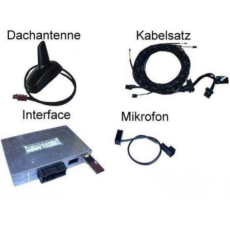Bluetooth (with SAP) - Retrofit - Audi A4 B8 - MMI 2G