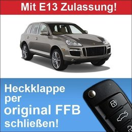 Comfort Hatch Module - Porsche Cayenne - until 2010 model year