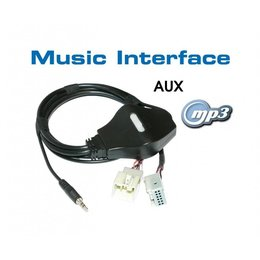 Digital Music Interface - Jack - Quadlock - Audi/VW