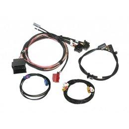 MMI Basic Plus Upgrade to MMI-High 2G - Harness - Audi A6 4F