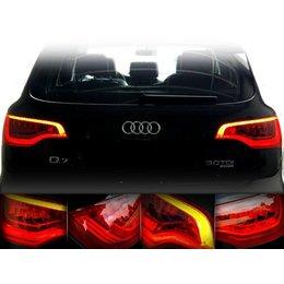 LED Rear Lights Audi Q7 - retrofit-