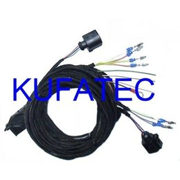 Kufatec Auto-Leveling Headlights curve light - Harness - VW Passat 3C