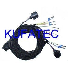 Automatische niveauregeling set - Kabel - VW Touareg