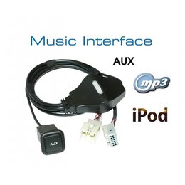 Digital Music Interface - AUX - Quadlock - Audi/VW