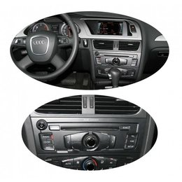 Upgrade-Radio Chorus Radio Symphonie - Audi A4 8K, bis mein 2012