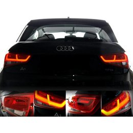 Bundle LED Rear Lights Audi A1 8X