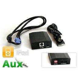 Digitales Music Interface - iPod/iPhone - Mini ISO für Audi, VW, Seat, Skoda
