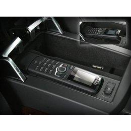 Nachrüst-Set SAP Bedienhörer Farbdisplay Audi Q7 4L