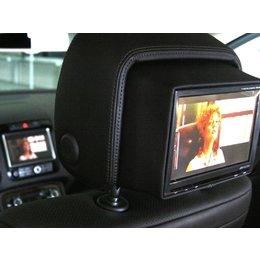 Integrated Rear Seat Entertainment - headrest - VW Touareg 7P