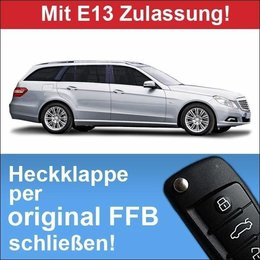 Comfort Heckklappenmodul Mercedes E-Klasse W212
