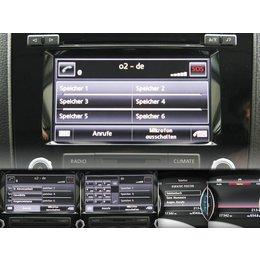 FISCON Bluetooth-Freisprecheinrichtung - VW RCD 550