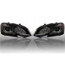 Bi-Xenon Headlights LED DTRL - Upgrade - VW Polo 6R
