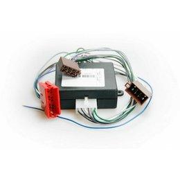 Activesound-Schnittstelle AUDI / VW MINI-ISO, 4x50W max