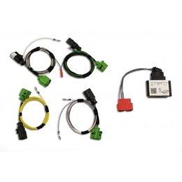 Bedrading + codering dongle LED achterlichten Audi A6 4G