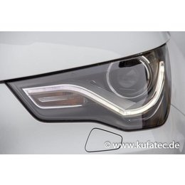 Bi-Xenon headlights/ LED DTRL - Audi A1 8X