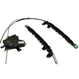 Elektrische lading cover - Retrofit-Set - elektrische lading dek Audi A6 Avant 4G